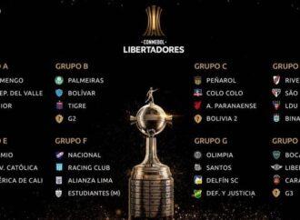 Arranca la Copa Libertadores de América