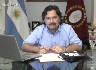 Excelente decisión política del Gobernador Gustavo Saénz sobre el fondo especial con aportes de funcionarios