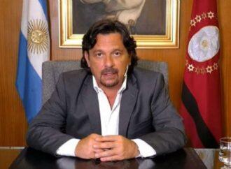 El Gobernador anunció nuevas medidas,  donará su sueldo y le pidió solidaridad económica a la planta política para crear un fondo común