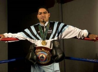 El ex campeón mundial y medallista olímpico Pablo Chacón se sube al KO Virtual de Salta