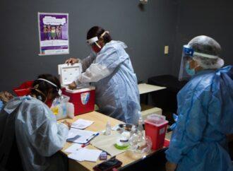 Vacunan en los CIC y espacios NIDO de la ciudad