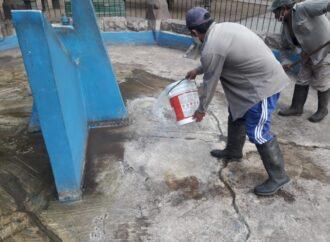 Renovación Urbana arregla la plaza Alvarado