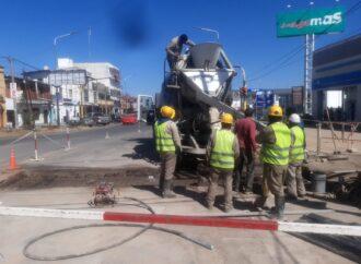 El programa de Cuidado de la Vía Pública otorgó permiso para la ejecución de obras en av. Paraguay