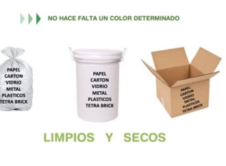 Salta Separa: comenzó la clasificación de residuos secos en toda la ciudad