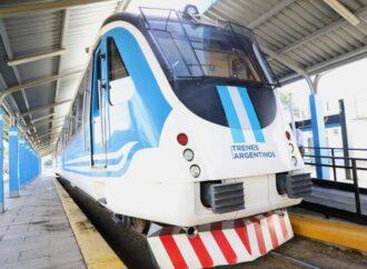 El tren Cerrillos – Moldes comenzaría a funcionar el próximo año